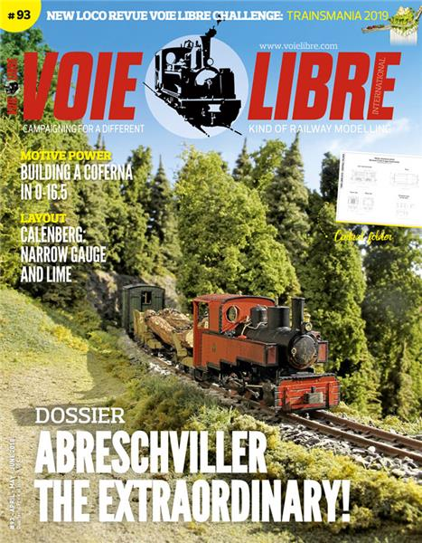 Last issue: Voie Libre International #93