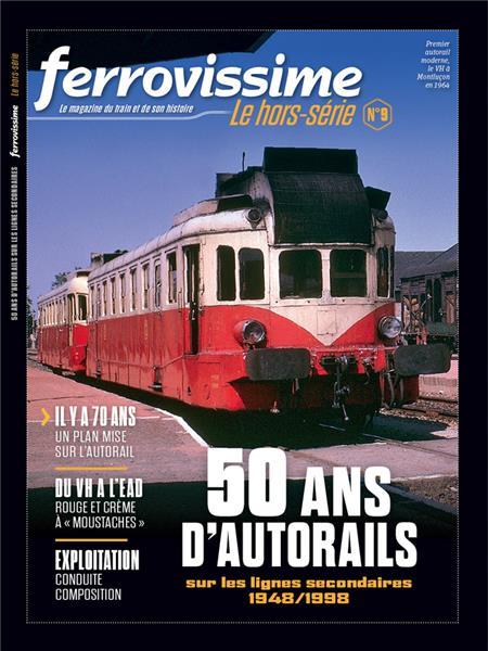 Le hors-série n°9 de Ferrovissime disponible !