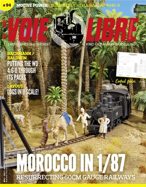 Last issue: Voie Libre International #94