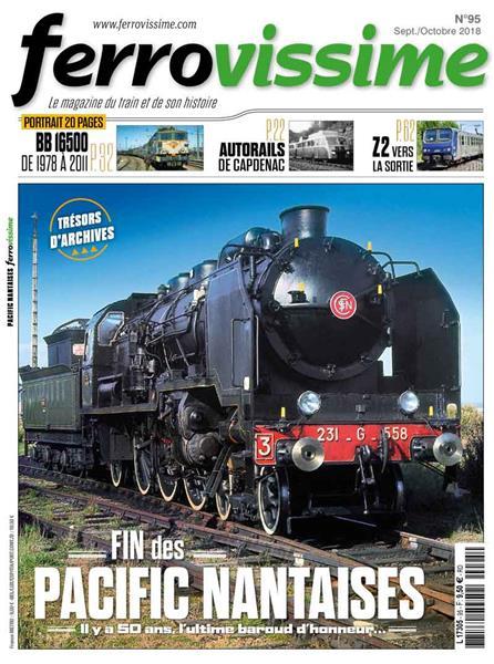 Ferrovissime n°95 Septembre - Octobre 2018
