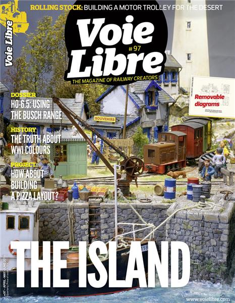Last issue: Voie Libre International #97 April-May-June