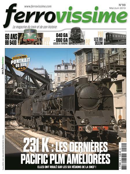 Ferrovissime n°99 Mai-Juin 2019