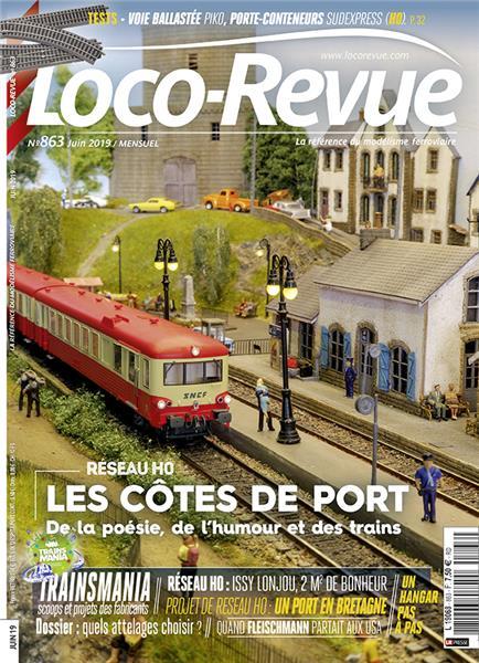 Loco Revue n°863 - Juin 2019