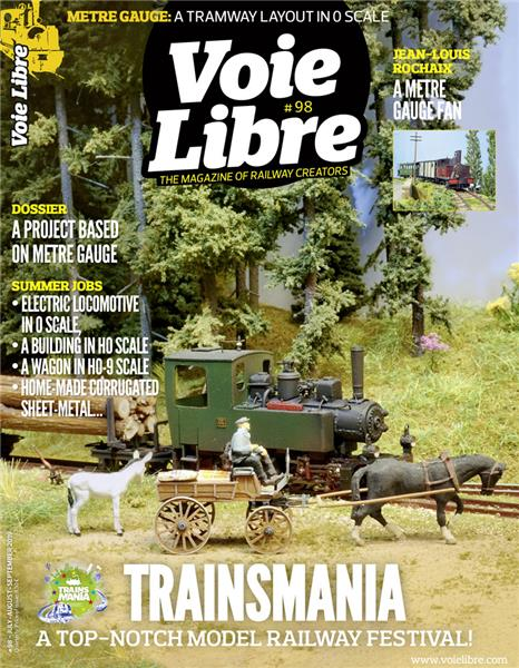 Last issue: Voie Libre International #98 July, August, September