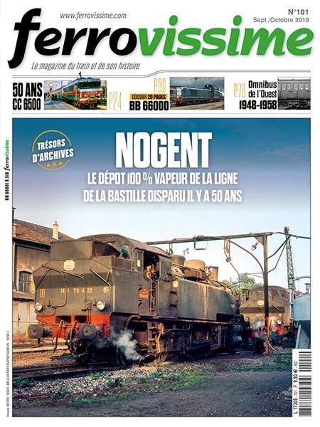 Ferrovissime n°101 Septembre-Octobre 2019
