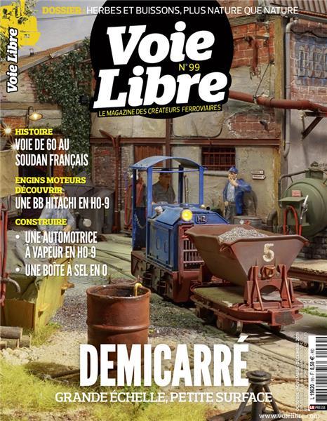 Dernier numéro : Voie Libre 99 Octobre-Novembre-Décembre 2019