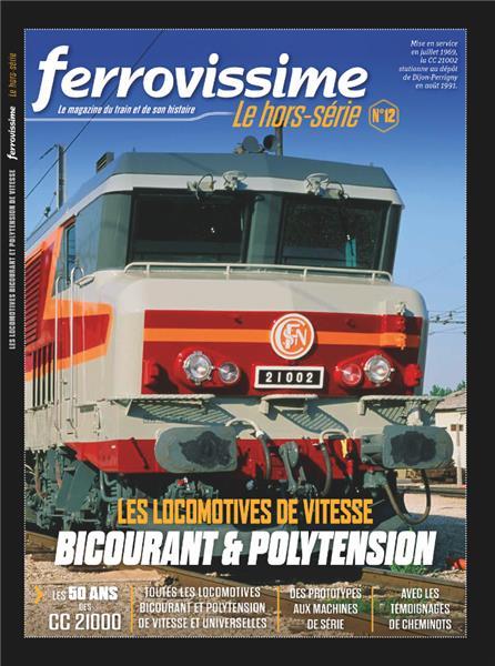Le hors-série n°12 de Ferrovissime disponible !