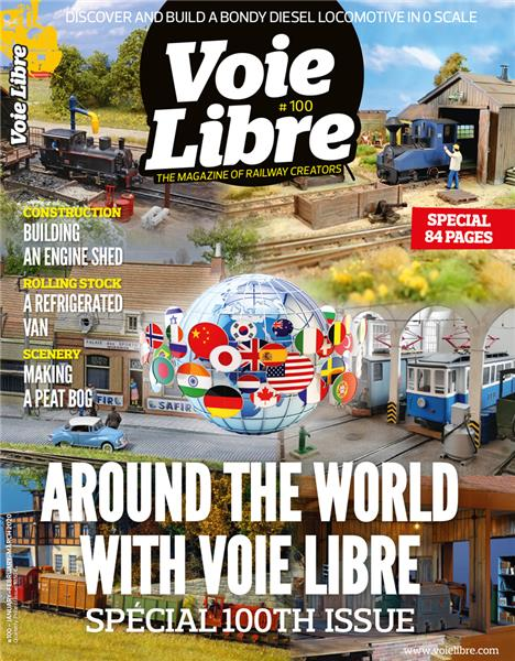 Last issue: Voie Libre International #100 January, February, March 2020