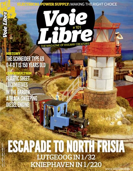Last issue: Voie Libre International #101 April, May, June 2020