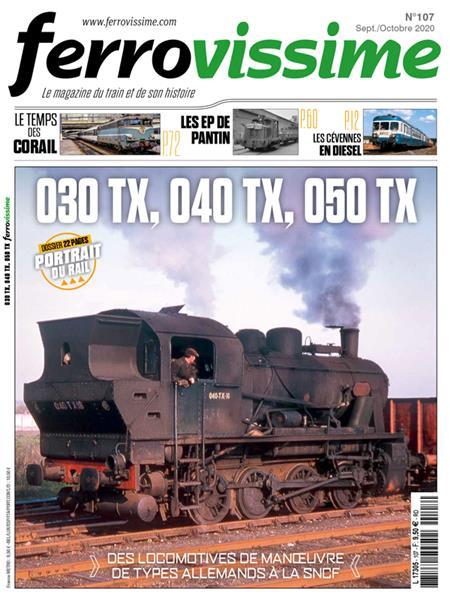 Ferrovissime n°107 Septembre-Octobre 2020
