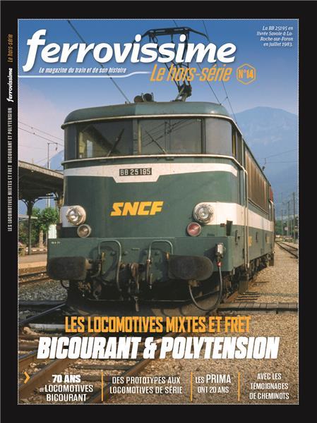 Le hors-série n°14 de Ferrovissime