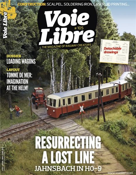 Last issue: Voie Libre International #105 April May June 2021