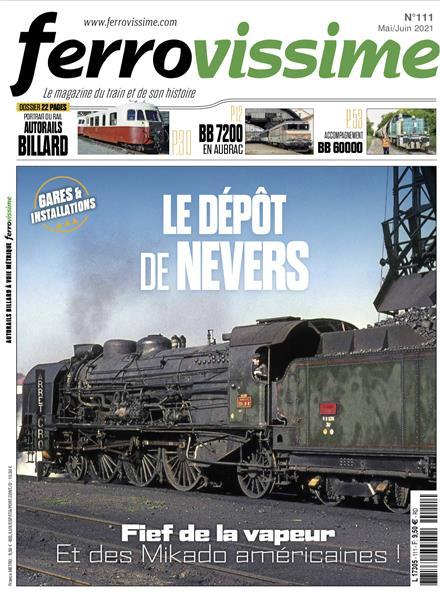 Ferrovissime n°111 Mai-Juin 2021