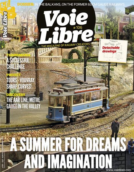 Last issue: Voie Libre International #106 July August September 2021
