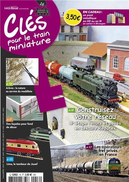 Cles Pour Le Train Miniature N 16 Lr Presse