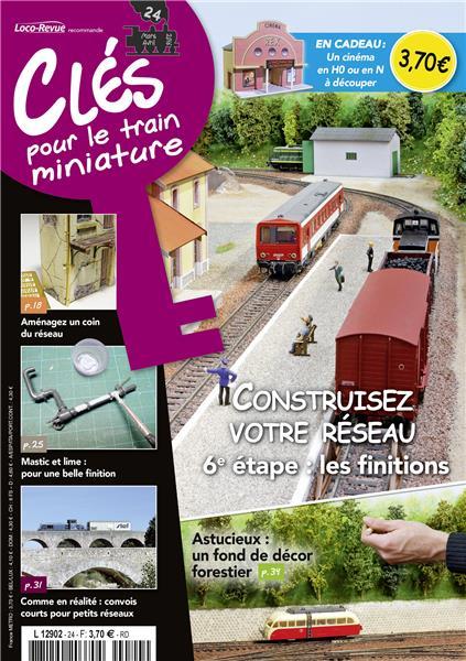 Cles Pour Le Train Miniature N 24 Lr Presse