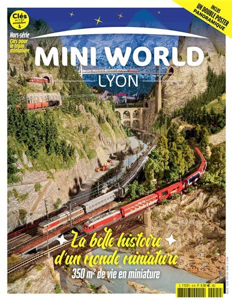 Pour Miniature Train Presse Série World Hors Lr Le Clés Mini Lyon Kl1JFc