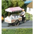 Marchand de glace ambulant prêt à rouler Magnorail
