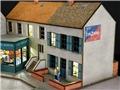 3 Maisons en angle de rue 210° (angle à droite ou à gauche) 2 commerces