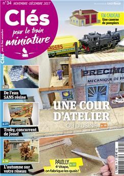 Clés pour le train miniature n° 34 version numérique