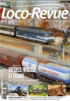 Loco-Revue n°845