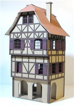 Maison de village 2 - Alsace