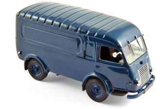 Véhicule Renault 1000 kg 1955 - Lazuli blue