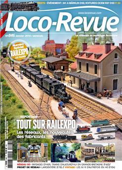 Loco-Revue n°846