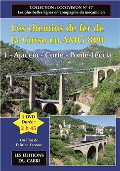 Ajaccio - Corte - Ponte Leccia volume 1