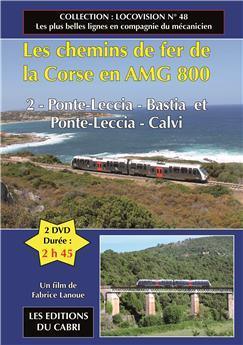 Ponte Leccia - Bastia et Ponte Leccia - Calvi volume 2