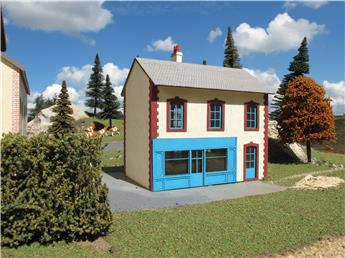 Maison de village 1 - Nord
