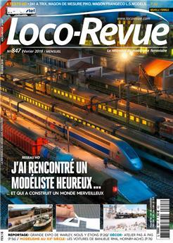 Loco-Revue n°847