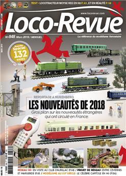 Loco-Revue n°848