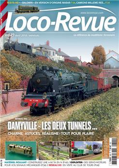 Loco-Revue n°849