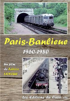 DVD Paris - Banlieue 1960 - 1980
