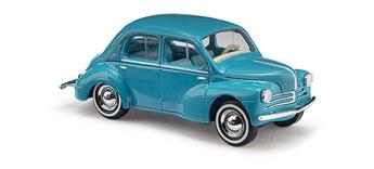 Renault 4 CV bleue