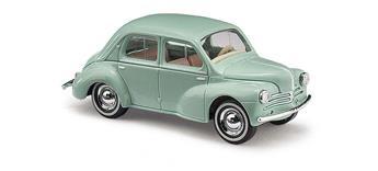 Renault 4 CV vert d´eau