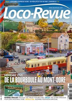 Loco-Revue n°852