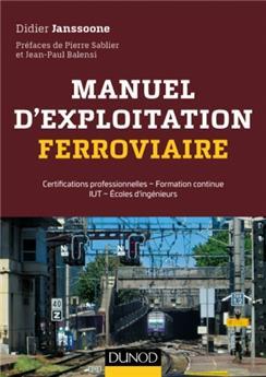 Manuel d´exploitation ferroviaire