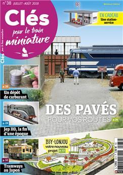 Clés pour le train miniature n° 38 version numérique