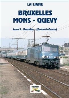 La ligne Bruxelles - Mons - Quéry