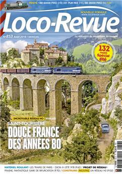Loco-Revue n°853