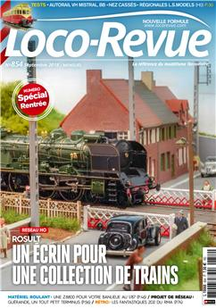 Loco-Revue n°854
