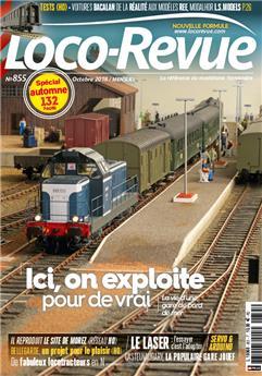 Loco-Revue n°855