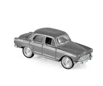 Véhicule Simca Aronde Montlhéry spéciale 1962 - Gris métallique