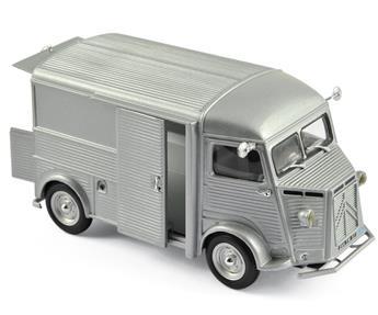 Véhicule Citroen HY 1962 - Argent