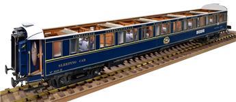 Voiture lit Orient Express n°3533 LX CIWL à monter