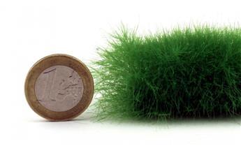 Fibres Magifloc vert printemps L4 mm