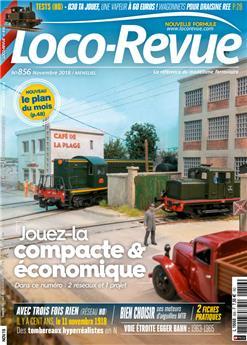 Loco-Revue n°856