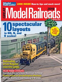Great Model Railroads 2019